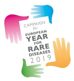 Campagna per l'anno europeo delle malattie rare 2019
