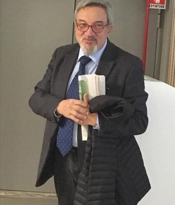 Cordoglio per la scomparsa del Dott. Mauro Paradisi